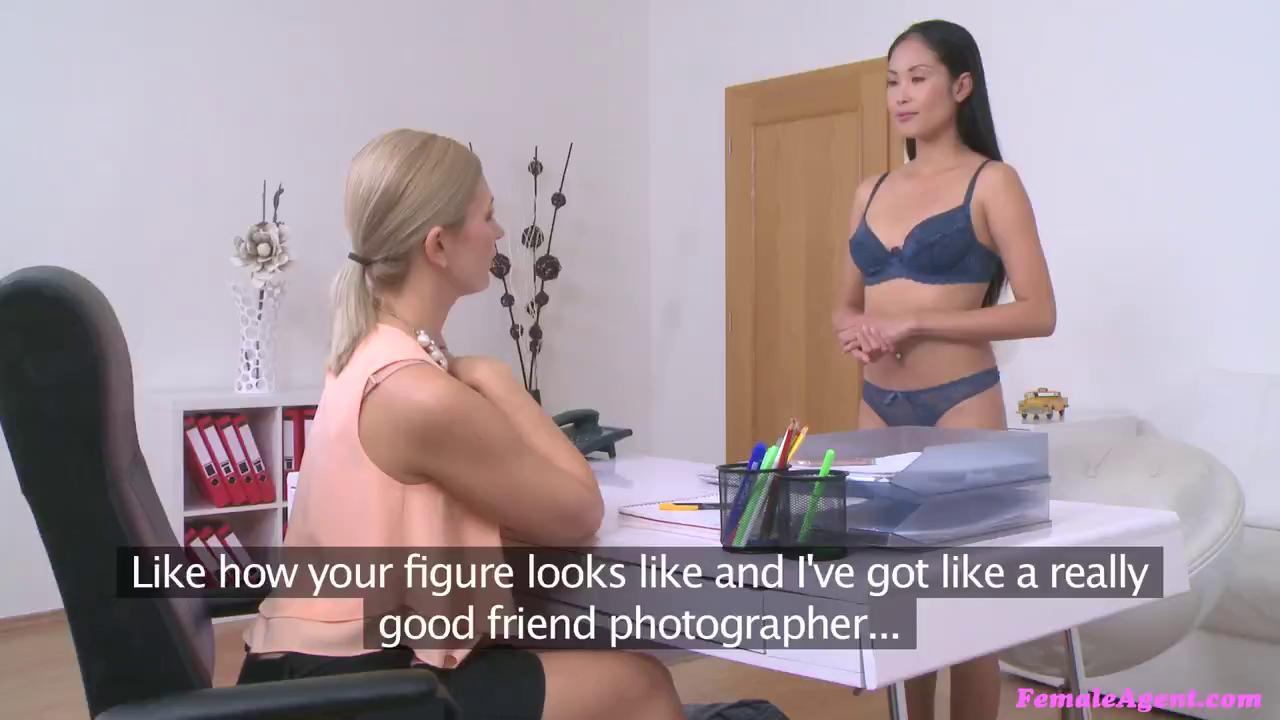 FemaleAgent Davon And Tracy E390