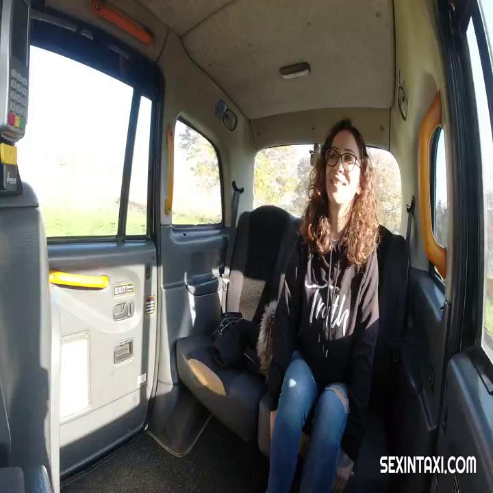 Sex In Taxi E17 Natasha Ink